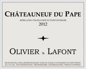 Châteauneuf du Pape Rouge