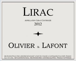 Lirac Rouge