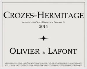 Crozes-Hermitage Rouge